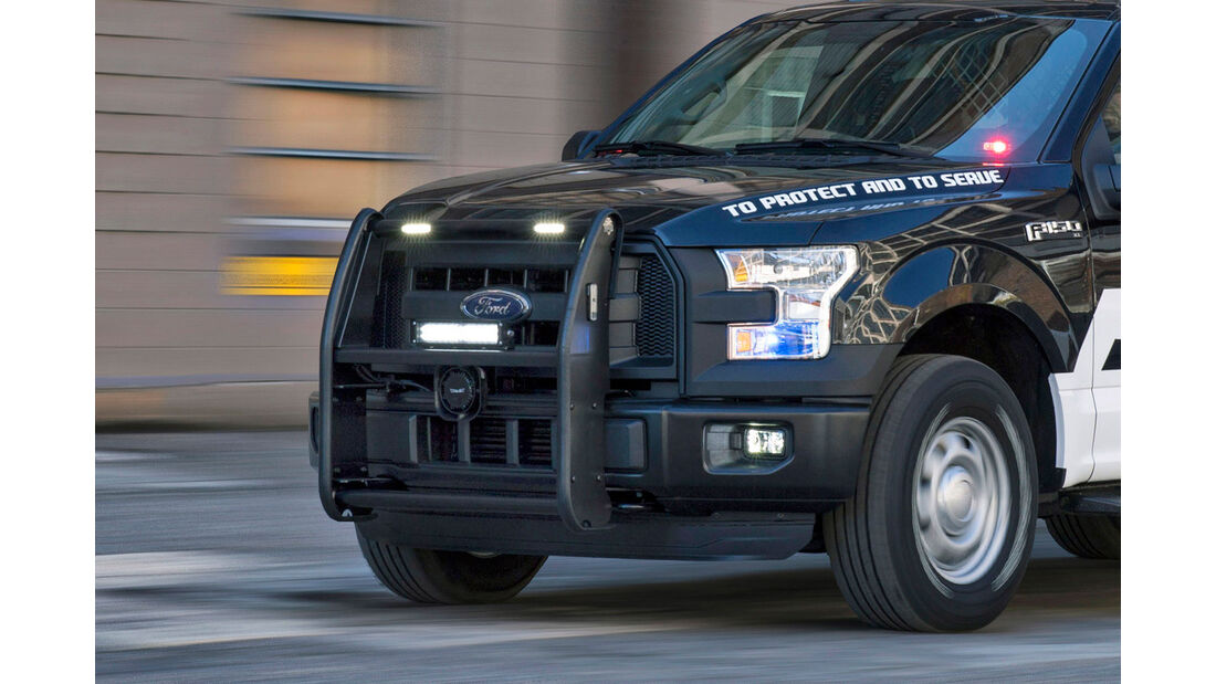 F-150 Special Service Vehicle