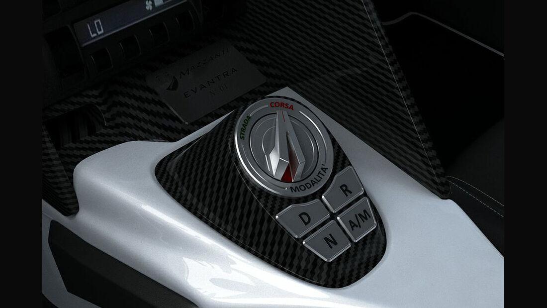 F&M Evantra V8