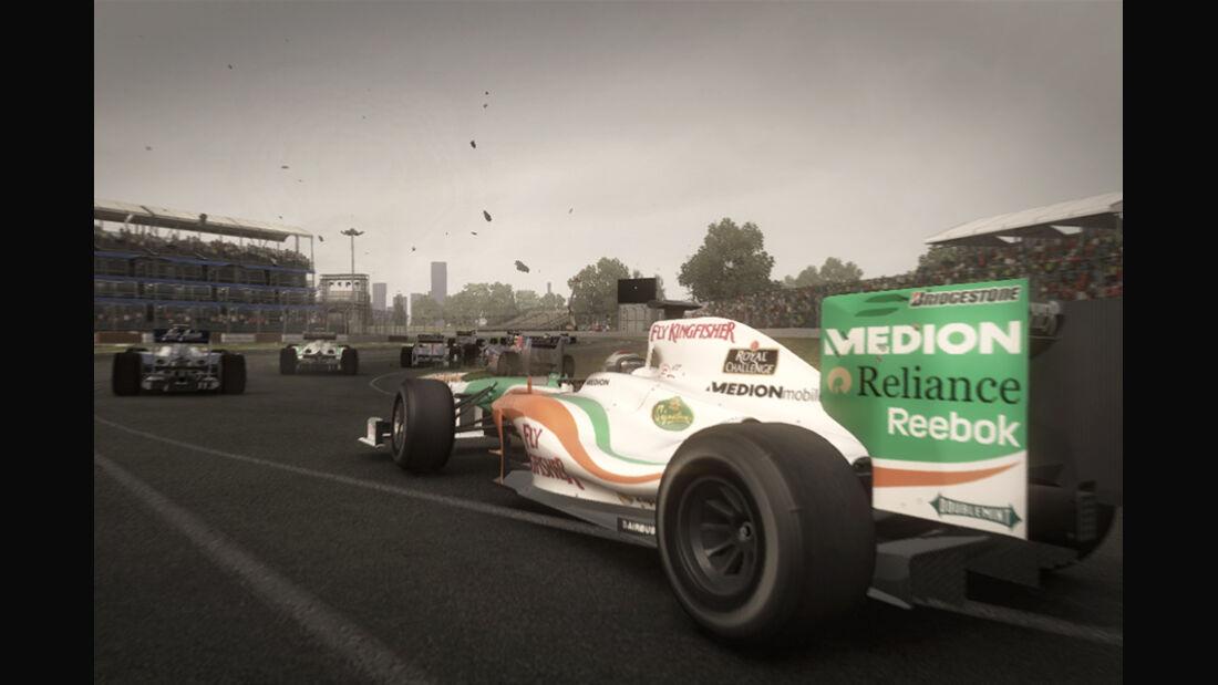 F1 2010 Screenshot