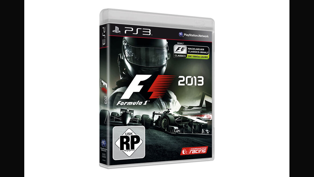 F1 2013 - The Game