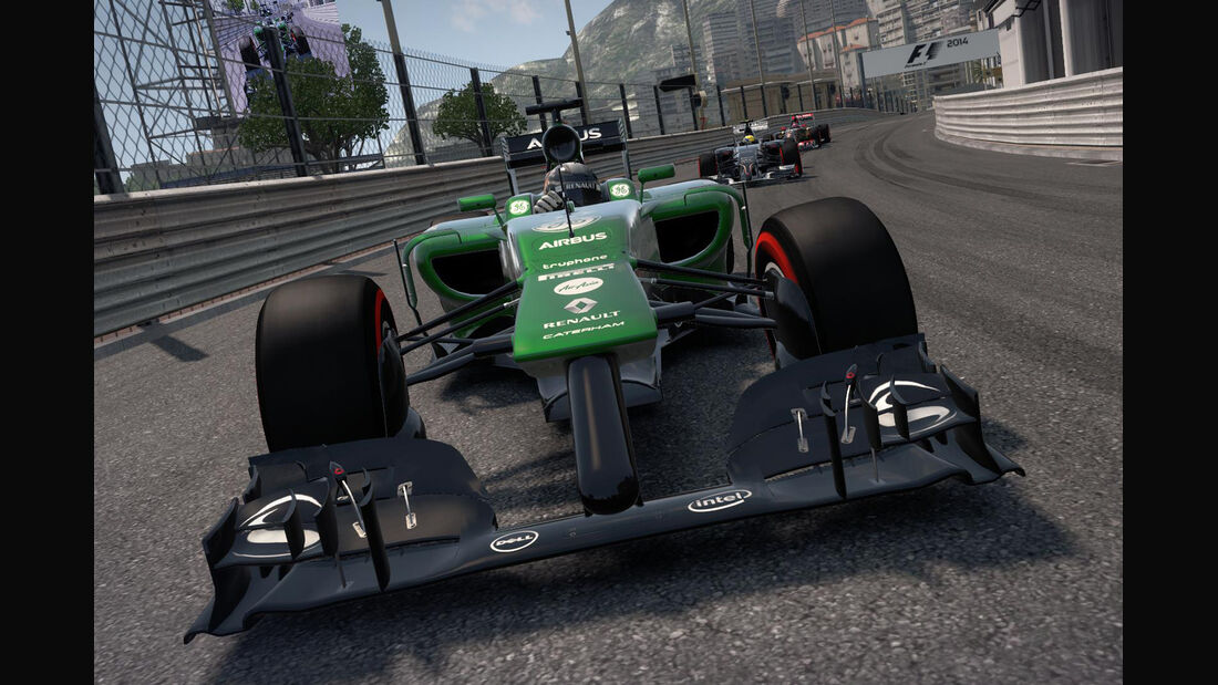F1 2014 - Game - Packshot