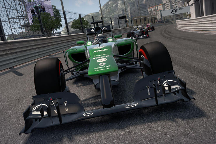 F1 2014 - Game - Packshot