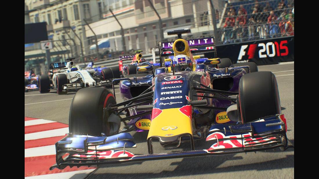 F1 2015 - Game - Screenshots