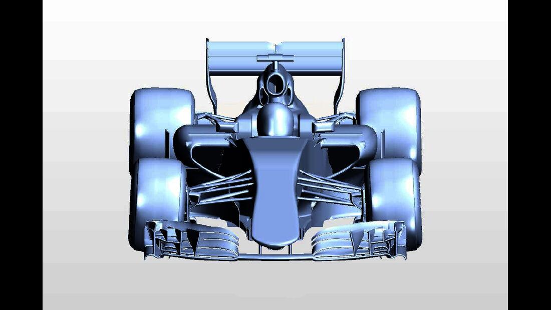 F1 2017 - Studie