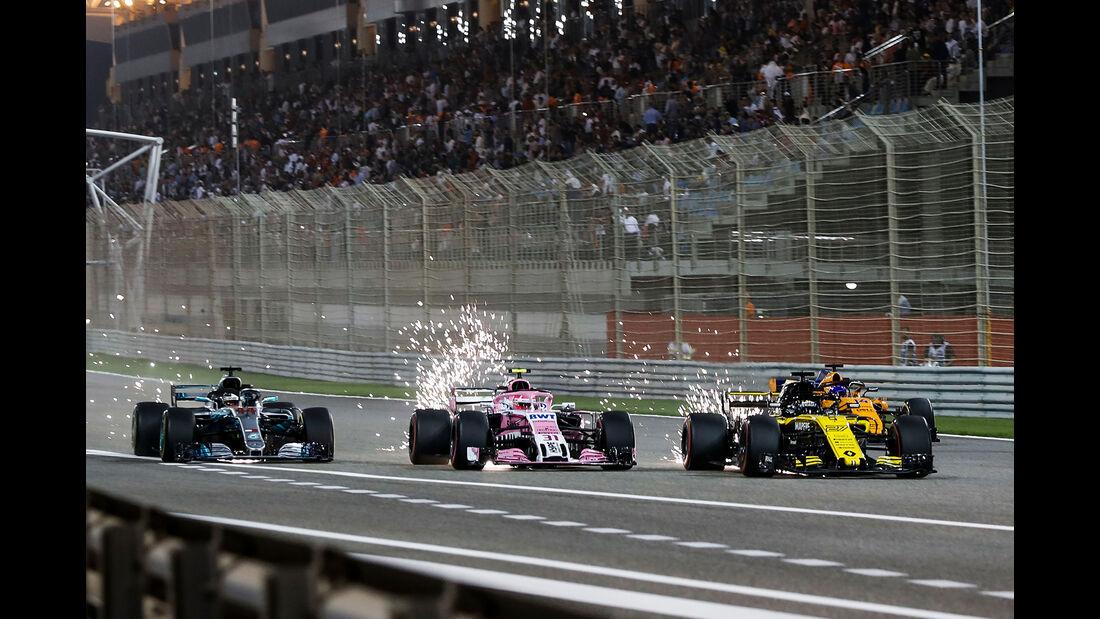 F1 Action GP Bahrain 2018