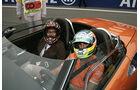 F1 Action-Team am Nürburgring