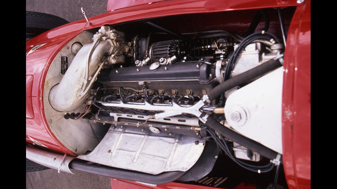 F1 Alfetta R8 1951