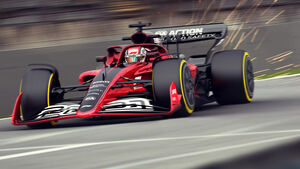 F1-Auto 2021 - Action - Grafik