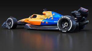 F1 Auto 2021 - McLaren