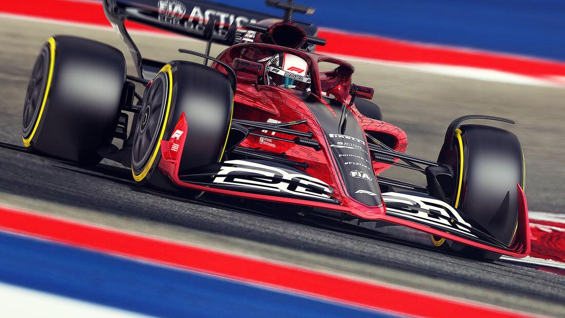 Formel 1 Auto Daten