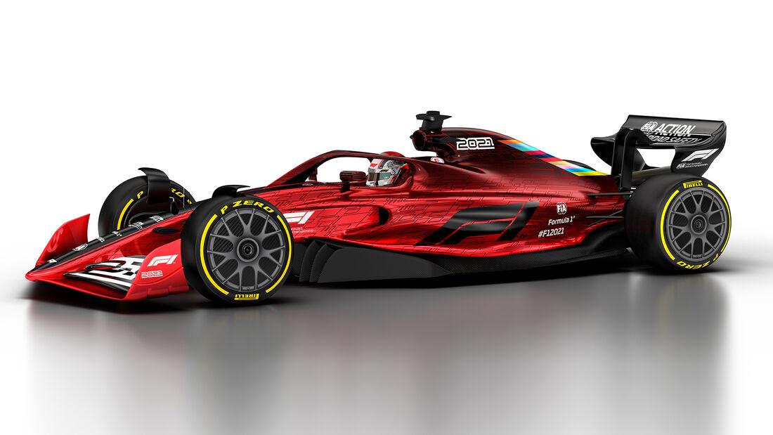 Formel 1 Bilder 2021