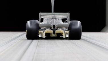 F1-Auto 2022 - Windkanal