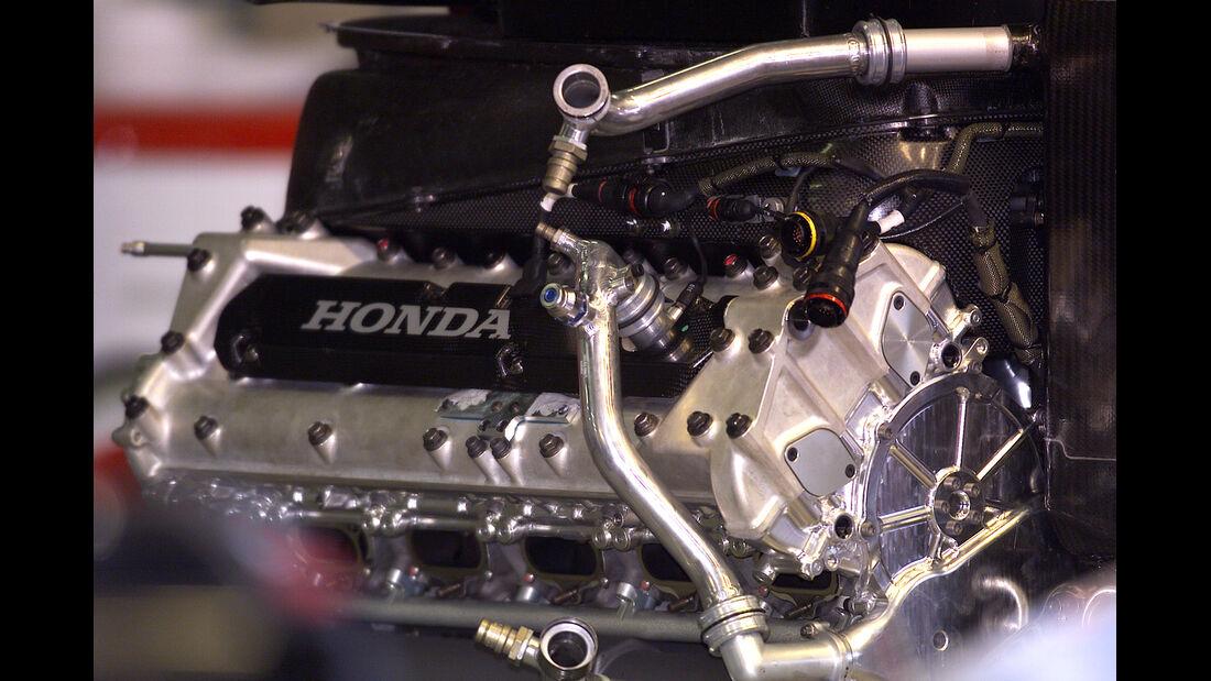 F1 BAR Honda V10 2003