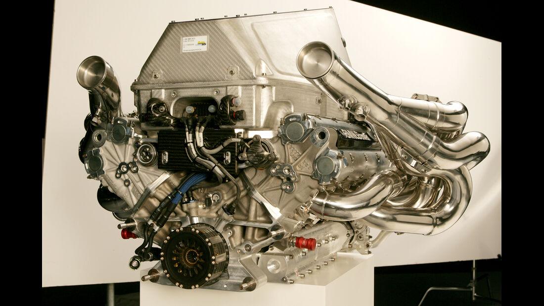 F1 BMW V8 2009