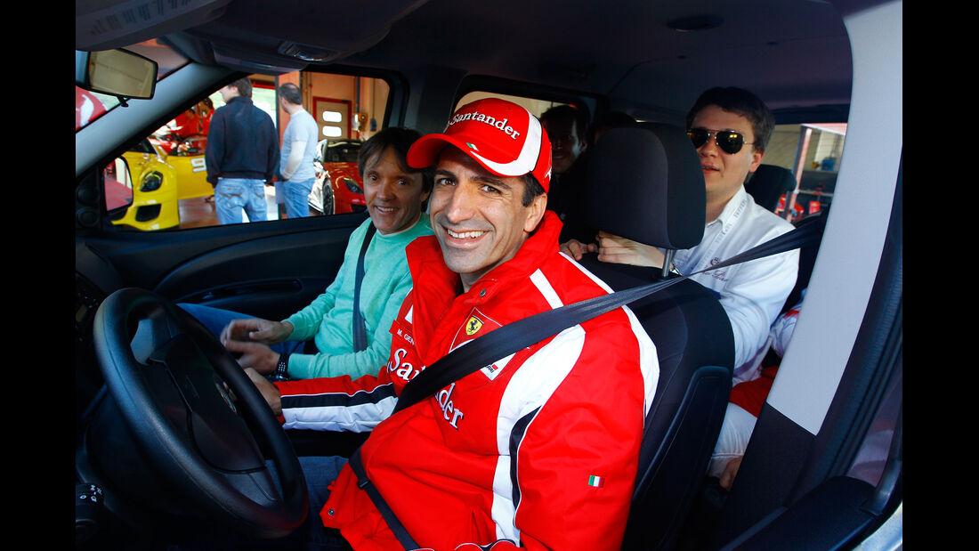 F1 Clienti, Cockpit