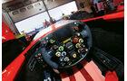 F1 Clienti, Ferrari, Cockpit