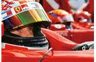 F1 Clienti, Helm, Portrait