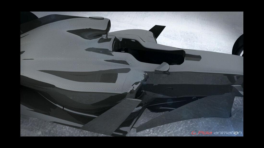 F1 Concept 2017 - Piola Animation