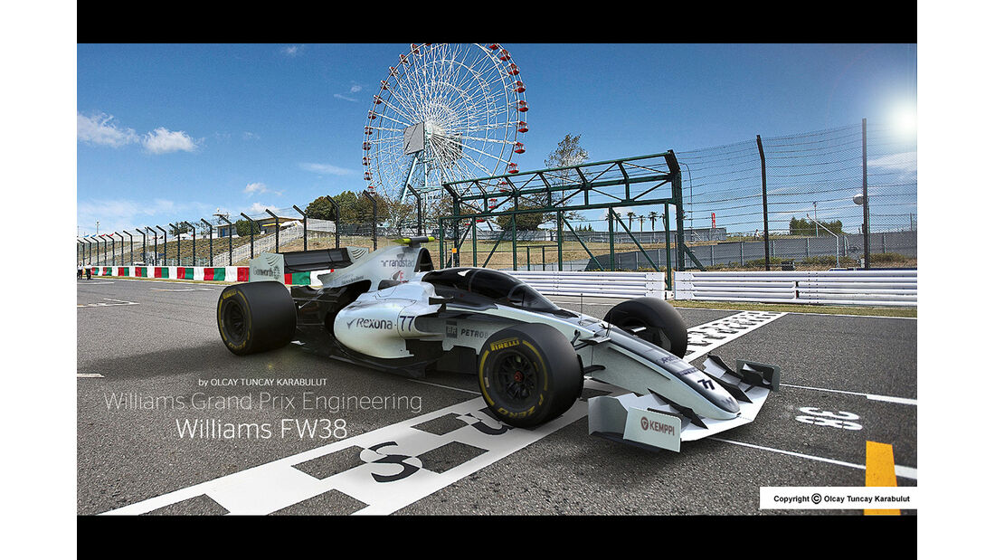 F1 Concept 2017 - Williams