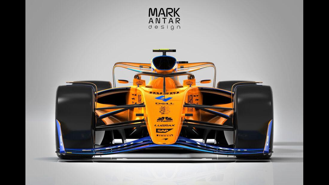 F1-Concept 2021 - Mark Antar Design
