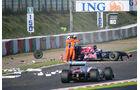 F1 Crashs 2009