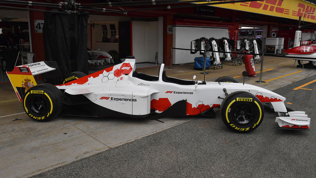 F1 Experience - 2-Sitzer