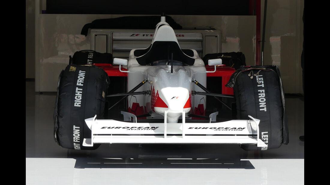 F1 Experience Zweisitzer - GP Belgien - Spa-Francorchamps - Formel 1 - 23. August 2017