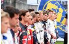F1-Fahrer - Formel 1 - GP Japan 2016 - Suzuka