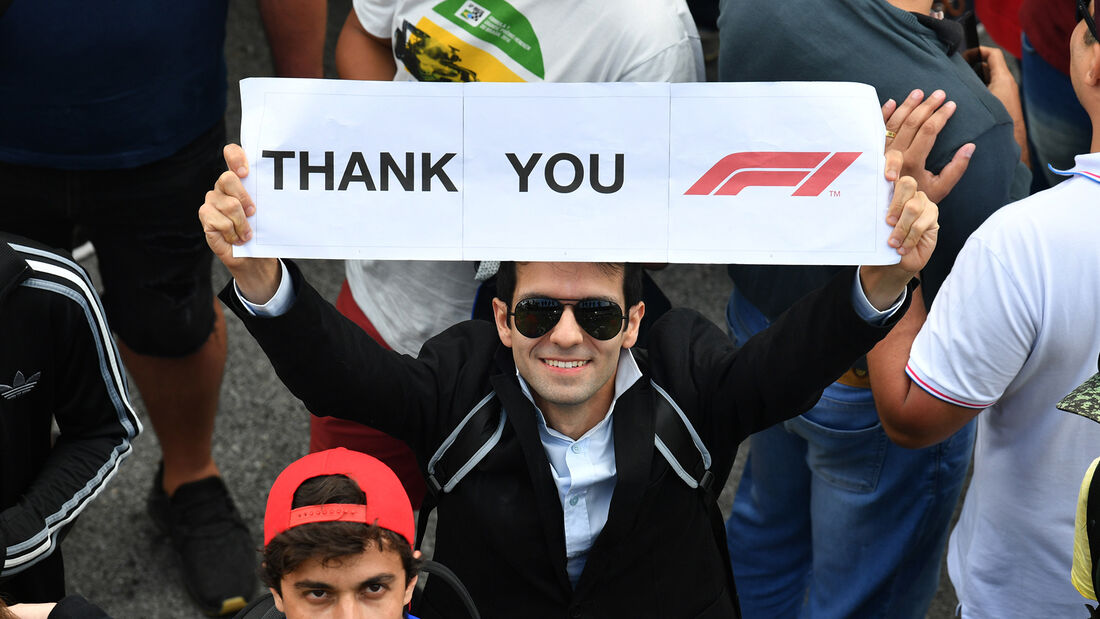 F1-Fan - GP Brasilien 2019