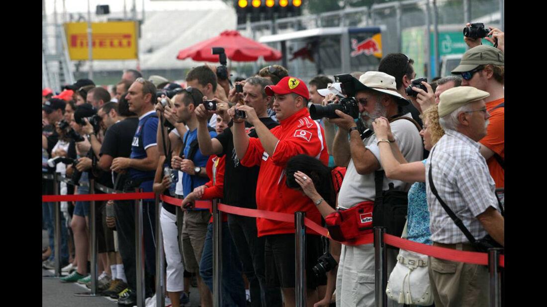 F1-Fans GP Kanada 2011
