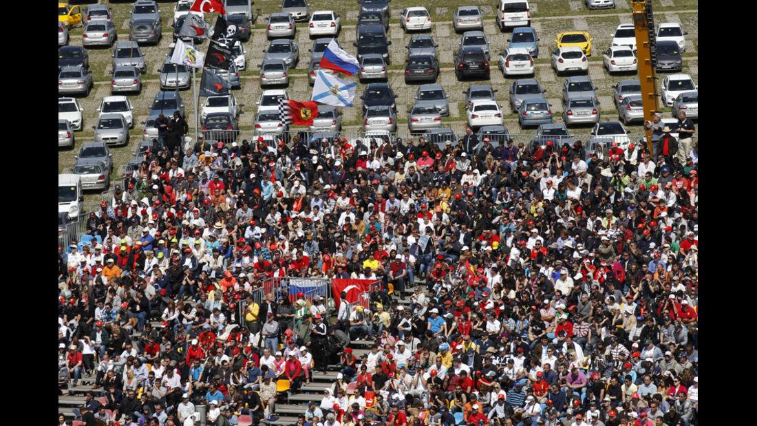 F1 Fans GP Türkei 2011