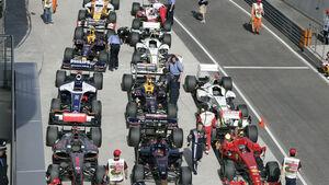 F1-Feld 2009