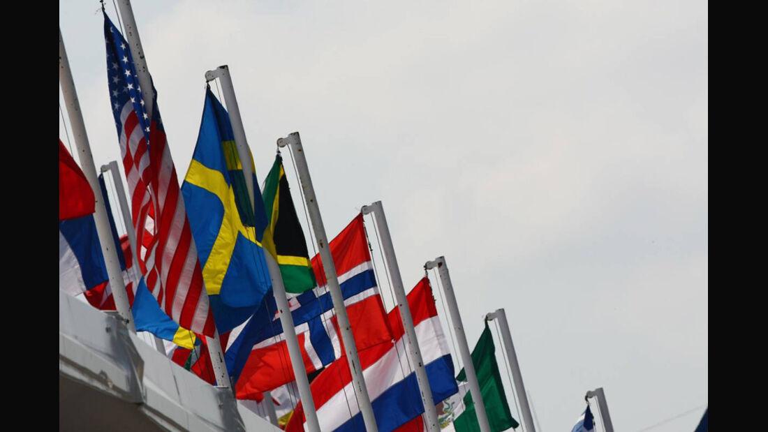 F1 Flagge