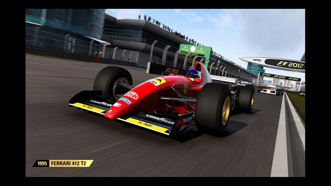 F1 Game 2017 - Codemasters - Screenshot - Ferrari 412 T2 (1995)
