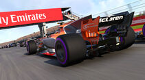 F1 Game 2017 - Codemasters - Screenshot - McLaren MCL32