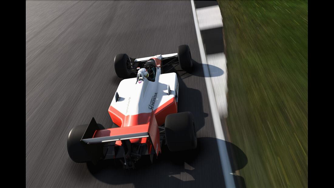 F1 Game 2017 - Codemasters - Screenshot -McLaren MP4/6 (1991)