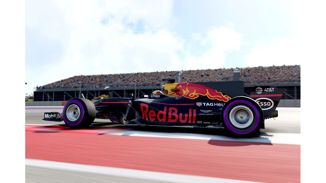 F1 Game 2017 - Codemasters - Screenshot - Red Bull RB13
