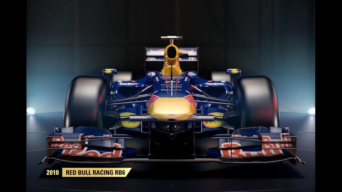 F1 Game 2017 - Codemasters - Screenshot - Red Bull RB6 (2010)