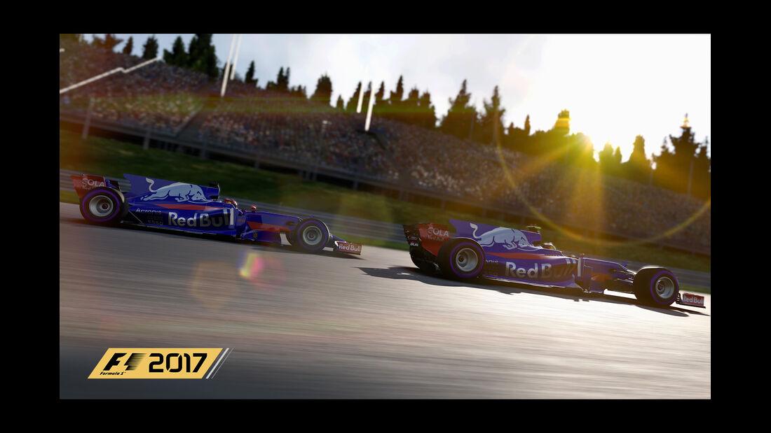 F1 Game 2017 - Codemasters - Screenshot - Toro Rosso STR12