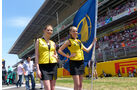 F1-Girls - GP Spanien 2015 - Barcelona - 10.5.2015