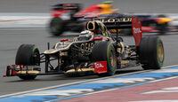 F1 Halbjahresbilanz Lotus 2012