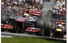 F1 Halbjahresbilanz McLaren 2012