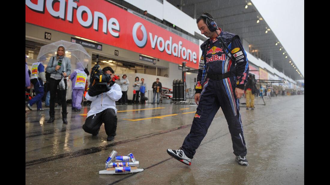 F1 Japanese Grand Prix - Qualifying
