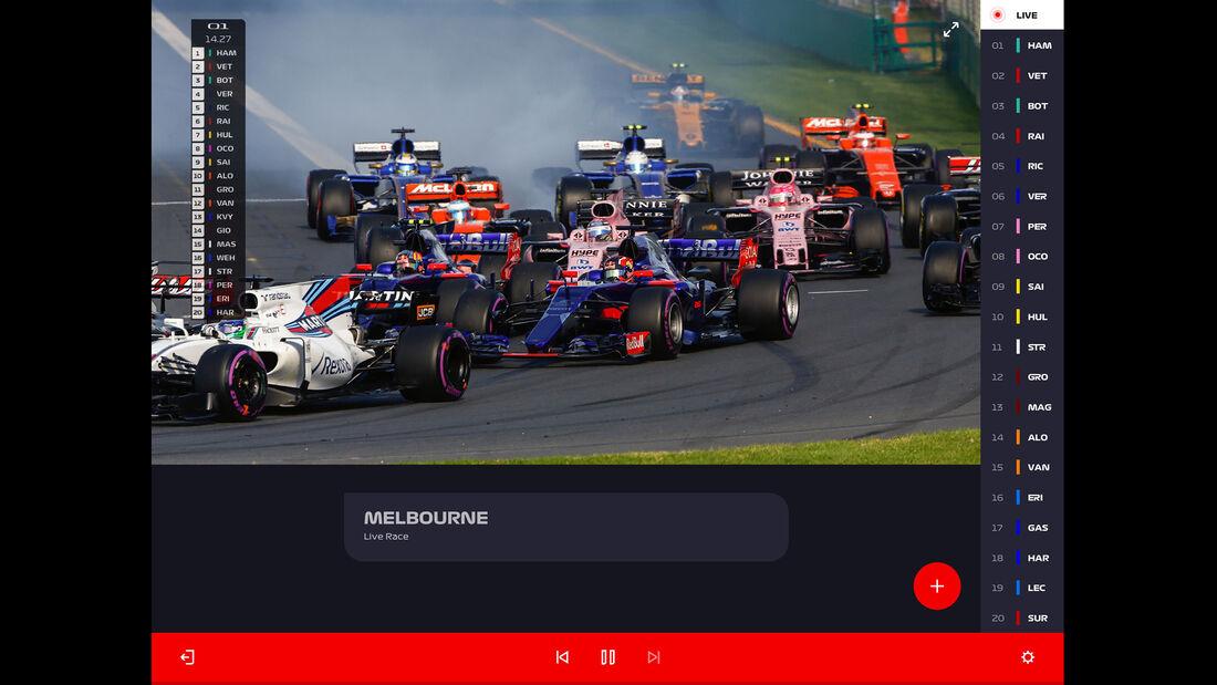 Live Stream Formel Eins