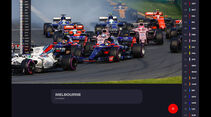 F1 Live-Streaming - Screenshot - 2018
