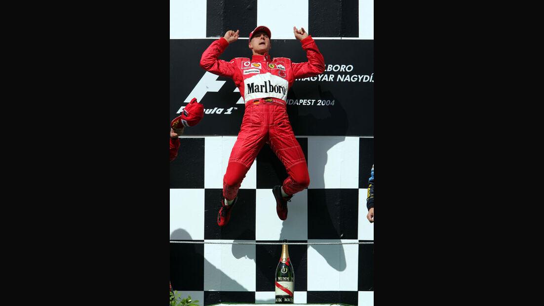 F1 Michael Schumacher