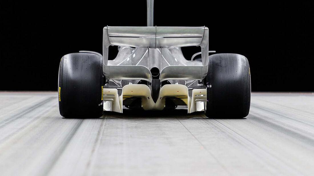 F1-Modell 2021 - Widkanal Sauber