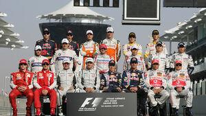 F1 Piloten 2009