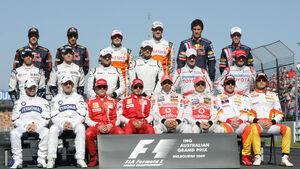 F1-Piloten