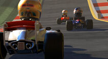 F1 Race Stars Game 2012 Screenshots